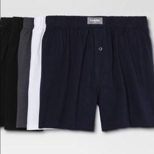 Men's Knit Boxer Shorts 5pk